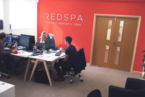 We Have In House Capability For Graphic Design Web And Development At Redspa Are Enthusiastic Passionate About What Do